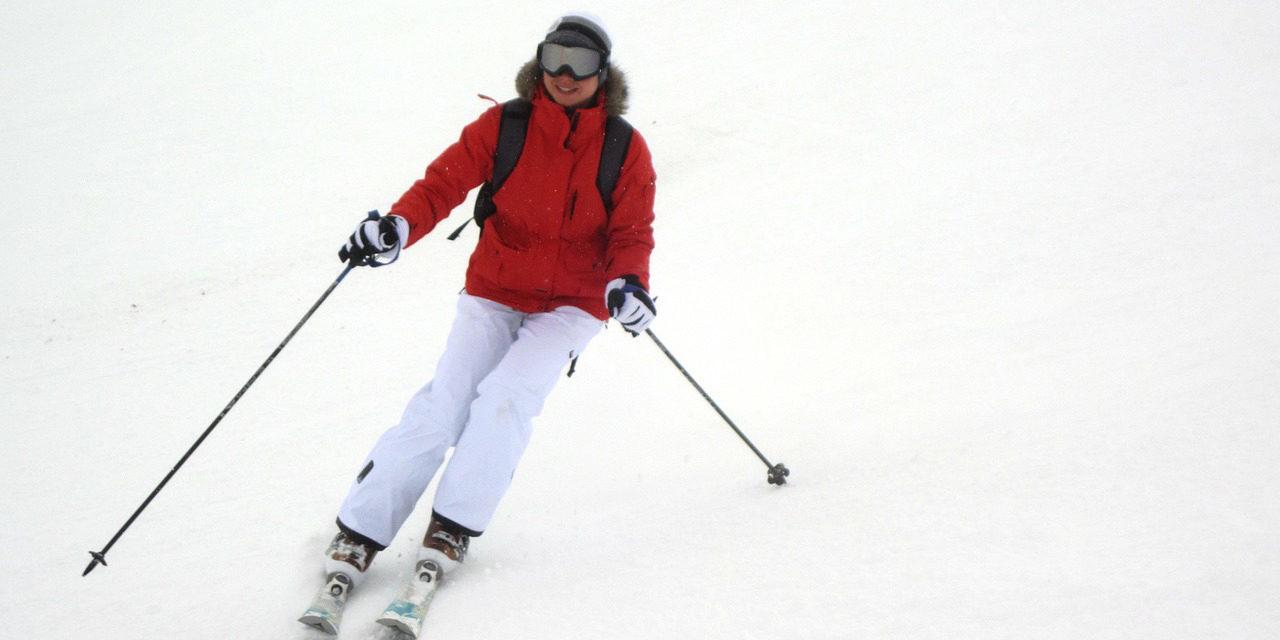 La sophrologue skieuse