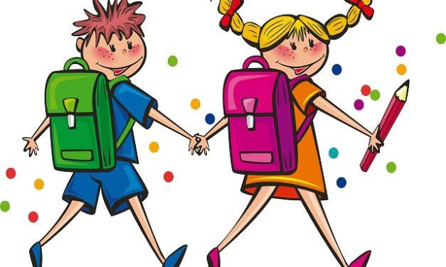 La rentrée scolaire avec le sourire ?