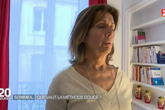 Sommeil et sophrologie au 20h de France 2