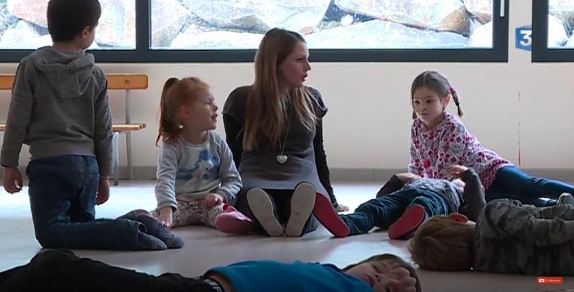 La sophrologie dans certaines écoles et lycées d'Occitanie