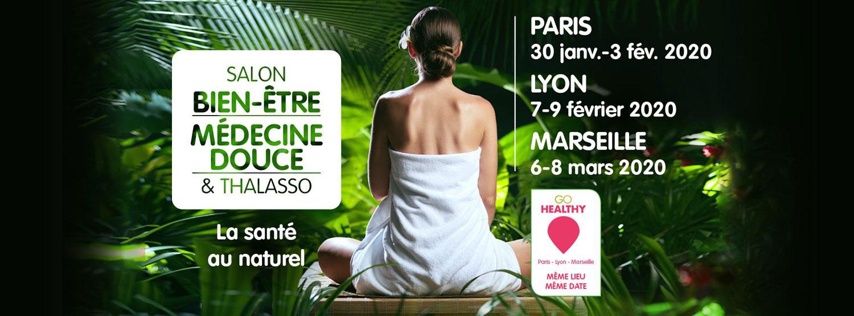 Calendrier Des Salons Bien Etre 2020.Salon Bien Etre Medecine Douce Et Thalasso Du 30 Janvier
